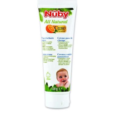 Nuby, naturalny krem na odparzenia u dzieci 120g