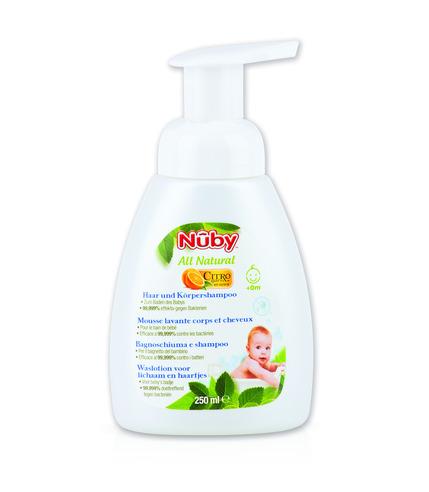 Nuby, Płyn do mycia włosów i ciała