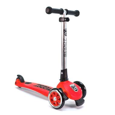 Scoot&Ride, scootandride, Highwaykick 3 Hulajnoga składana 3+ Red