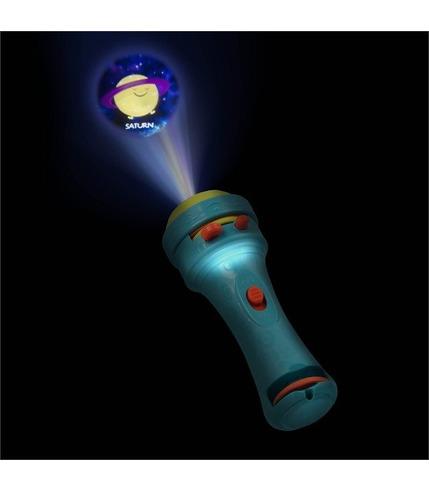 Btoys, Projektor z dwoma wymiennymi nakładkami do wyświetlania (planety i kosmici) Light Me to the Moon