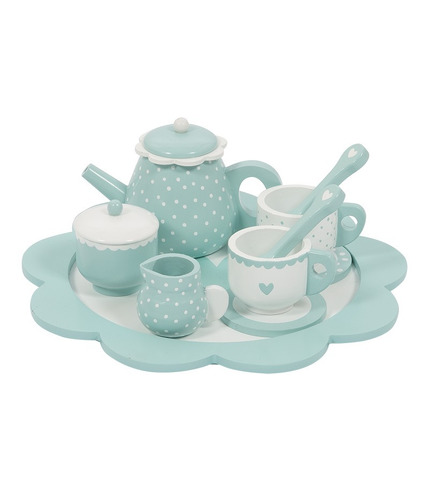 Little Dutch, Tea set Mięta
