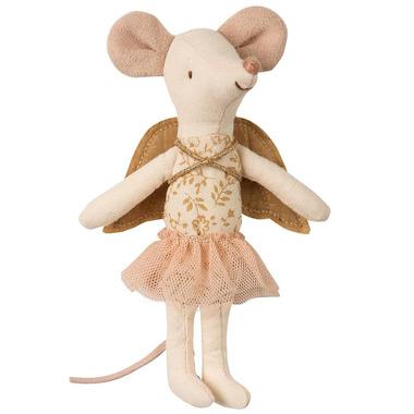 Maileg, Myszka  Angel mouse, Big sister
