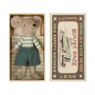Maileg, Myszka Little brother  Myszka w pudełku