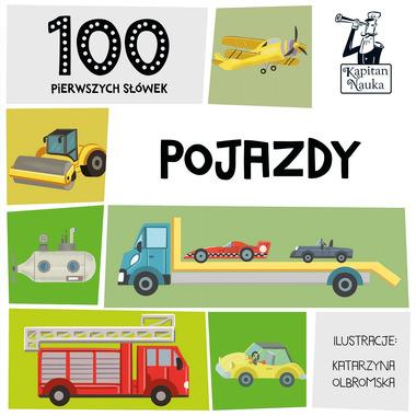 Pojazdy - 100 pierwszych słówek