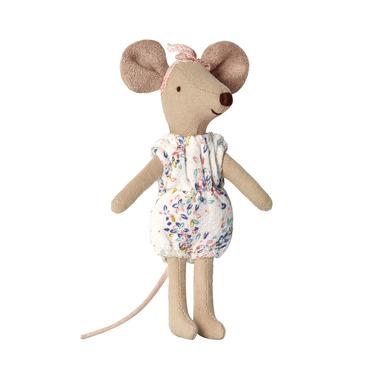 Maileg,  Myszka Starsza siostra w piżamce