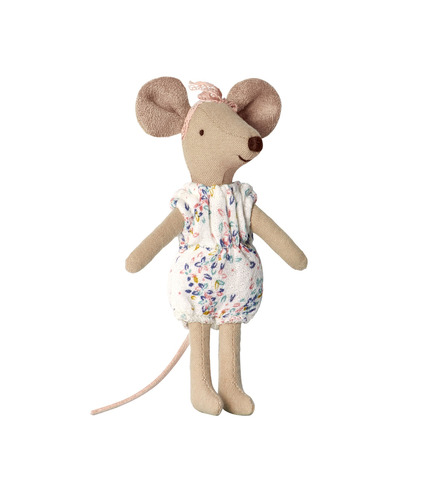Myszka w pudełku - siostra Maileg