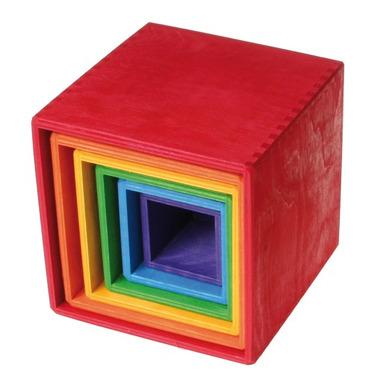 Grimm's, Zestaw pudełek w intensywnych kolorach