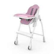 ORIBEL, Krzesełko do karmienia RÓŻOWY KOLEKCJA DELICIOUS  Cocoon