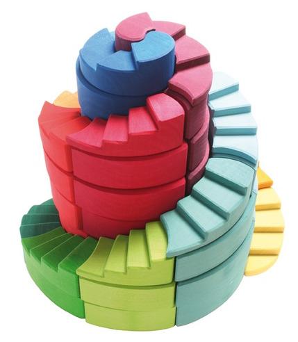 Grimm's, Podwójna kolorowa spirala 56-el