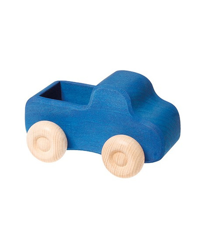 Grimm's, Niebieski samochodzik