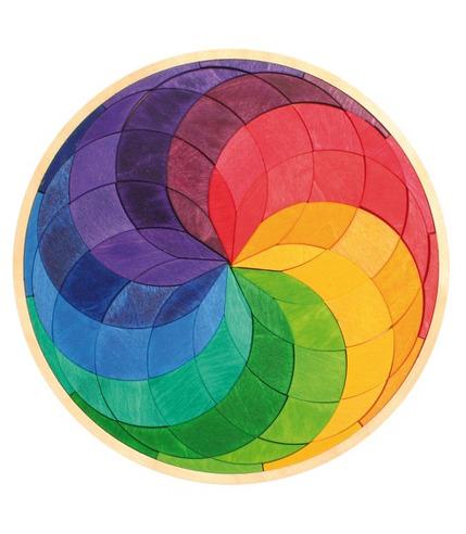 Grimm's, Tęczowa spirala w kole