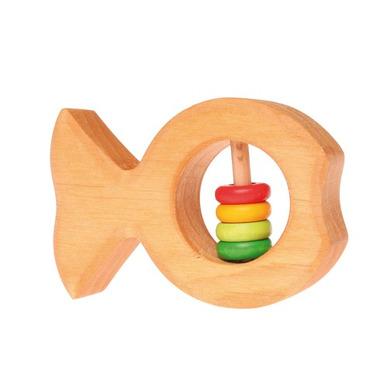 Grimm's, Grzechotka rybka z kolorowym brzuszkiem