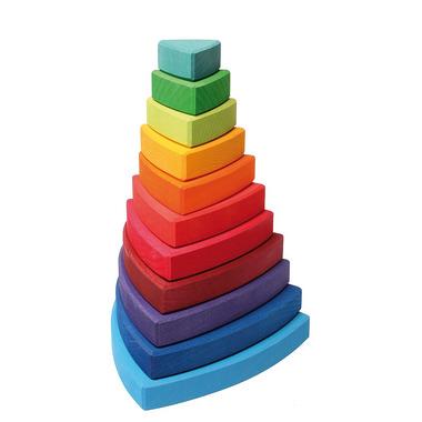 Grimm's, Trójkątna kolorowa wieża