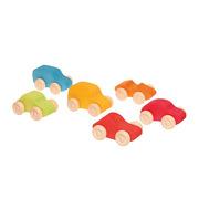 Grimm's, 6 kolorowych samochodzików, 1+