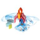 Grimm's, Pastelowa rafa koralowa 7-el. 1+