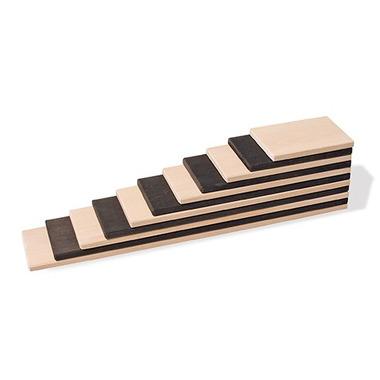 Grimm's, Czarno-białe płyty do budowania, kolekcja naturalna, 0+