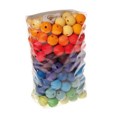 Grimm's, 180 kolorowych kulek o średnicy 20 mm, 3+