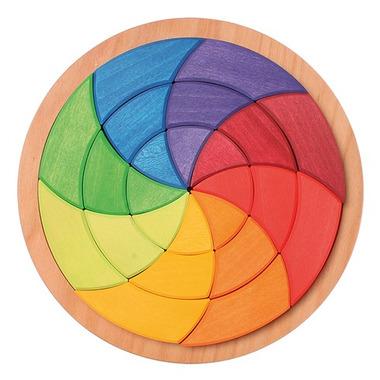 Grimm's, Duże kolorowe koło Goethe'ego 3+