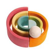 Grimm's, Pastelowy 6-elementowy tunel 0+
