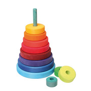 Grimm's, Duża kolorowa wieża stożkowa 0+