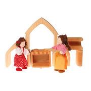 Grimm's, Drewniany domek, kolekcja naturalna