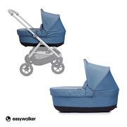 Easywalker, Mosey+ Gondola do wózka Steel Blue