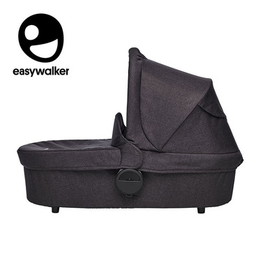 Easywalker, Harvey Gondola do wózka Coal Black
