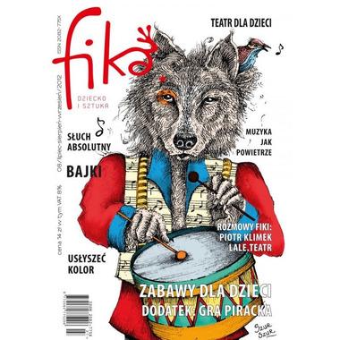 Fika - Magazyn dla rodziców i dzieci lipiec-sierpień-wrzesień 2012