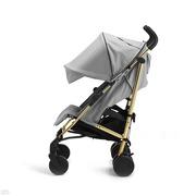 Elodie Details, wózek spacerowy Stockholm Stroller 3.0 Golden Grey