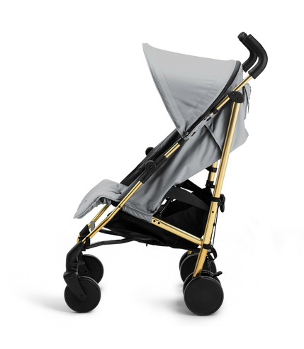 Elodie Details, wózek spacerowy Stockholm Stroller 3.0 Golden Grey