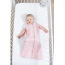 Jollein, Lekki śpiworek do spania 0-6 miesięcy Melanżowy róż
