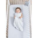 Jollein, Lekki śpiworek do spania 6-18 miesięcy Melanżowy szary