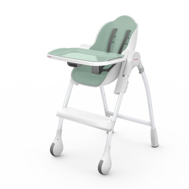 Oribel, Krzesełko do karmienia PISTACJOWY Cocoon