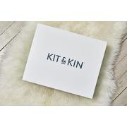 Kit and Kin, Biodegradowalne Pieluszki Jednorazowe Midi (5-8kg), Mix Wzorów, 40 szt.