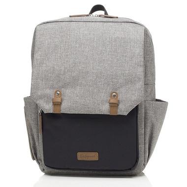 Babymel, Plecak dla Taty George Black/Grey