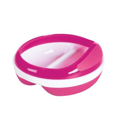 OXO, Miska Dzielona z Przykrywką Pink