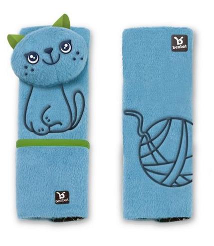 Nakładki na pasy Travel Friends Benbat (1-4) - Kot