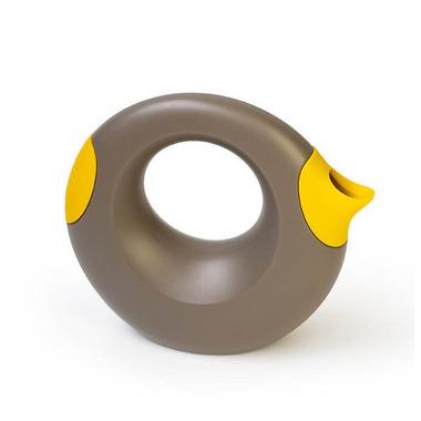 Quut, Cana Large konewka Bungee Grey + Mellow Yellow 1L