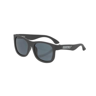 Babiators, Okulary przeciwsłoneczne dla dzieci Navigator Black Ops Black 0-2