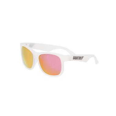 Babiators, Okulary przeciwsłoneczne dla dzieci Navigator Pink Ice 0-2
