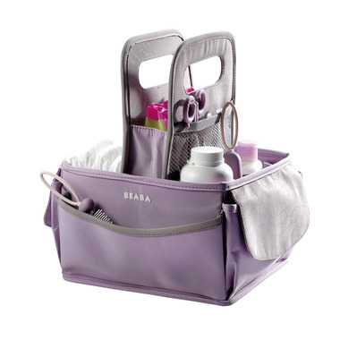 Beaba, organizer na pieluszki i akcesoria Pastel Pink