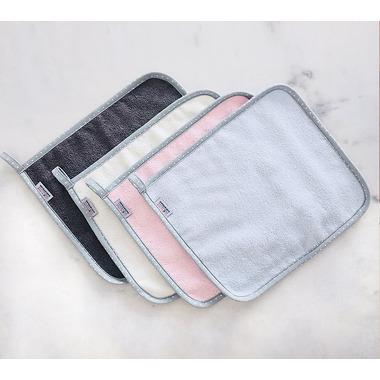 Lullalove, zestaw ręczniczków do odbijania i mycia - błękit