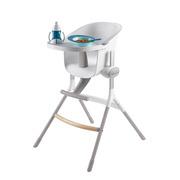 Beaba, Krzesełko do karmienia Up&Down grey/white