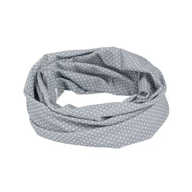 Lassig, Opaska wielofunkcyjna Twister Coolmax Polka Dots grey UV 40+