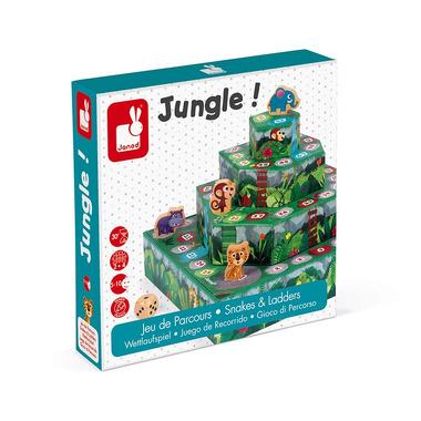 Janod, Gra wyścig Dżungla