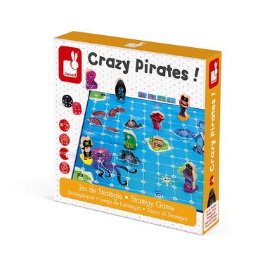 Janod, Gra strategiczna Zwariowani piraci