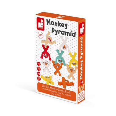 Janod, Gra zręcznościowa piramida Małpki