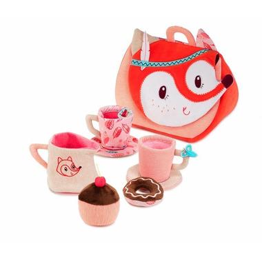 Lilliputiens, Bajkowy Las Lisica Alice zestaw Tea Time
