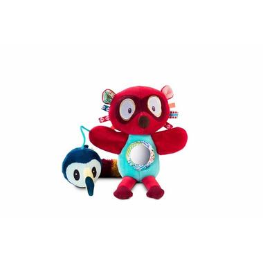 Lilliputiens, Pacynka z dzwoneczkiem Lemur Georges