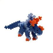 Plus-Plus, Mini Tuba Triceratops - 100 szt